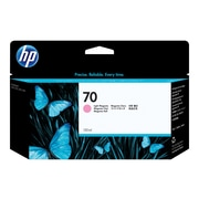 HP 70 Light Magenta Ink Cartridge, Standard (C9455A)