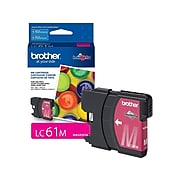 Brother LC61MS Magenta Standard Yield Ink Cartridge