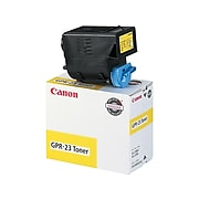 Canon GPR-23 Yellow Standard Yield Toner Cartridge (0455B003AA)