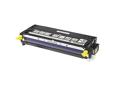 Dell NF555 Yellow Toner Cartridge, Standard (XG728)