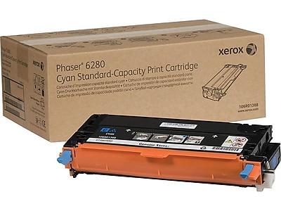 Xerox 106R01388 Cyan Toner Cartridge, Standard