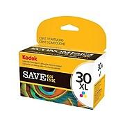 Kodak 30 XL Color Combination Ink Cartridge, Standard (1341080)