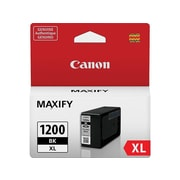 Canon PGI 1200XL Black Ink Cartridge, High Yield (9183B001)
