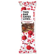 This Bar Saves Lives, Dark Chocolate Cherry & Sea Salt Snack Bar, 1.4 oz, 12/Box  (BSL00443)
