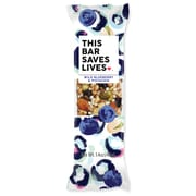This Bar Saves Lives, Wild Blueberry Pistachio, 1.0 oz, 12/Box (BSL00445)