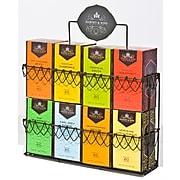 Harney & Sons Premium Assorted Tea Rack (HSF91004)