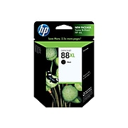 HP 88XL Black High Yield Ink Cartridge (C9396AN#140)