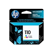 HP 110 Tri-Color Standard Yield Ink Cartridge (CB304AN#140)