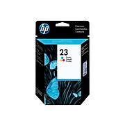 HP 23 Tri-Color Standard Yield Ink Cartridge
