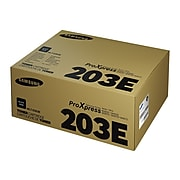 Samsung MLT-D203 Black Extra High Yield Toner Cartridge (SU890A)