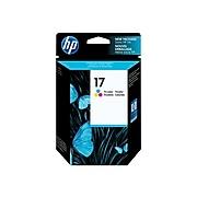 HP 17 Tri-Color Standard Yield Ink Cartridge (C6625A)