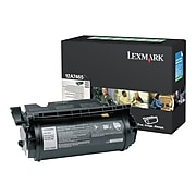 Lexmark 12A7465 Black Extra High Yield Toner Cartridge