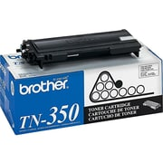 Brother TN 350 Black Toner Cartridge, Standard