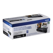 Brother TN 336BK Black Toner Cartridge, High Yield