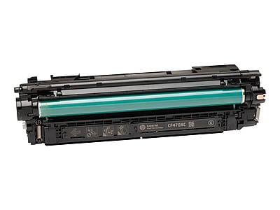 HP 657X Black Toner Cartridge, High Yield (CF470X)