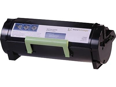 Source Technologies STI-204514H Black MICR Cartridge, Standard