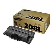 Samsung MLT-D208L Black High Yield Toner Cartridge (SU990A)