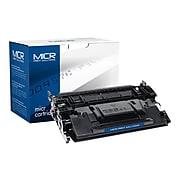 MICR Print Solutions HP 87A MICR Cartridge, Black (MCR87AM)