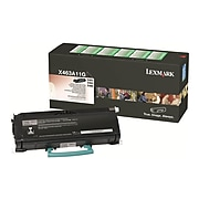 Lexmark X463 Black Standard Yield Toner Cartridge