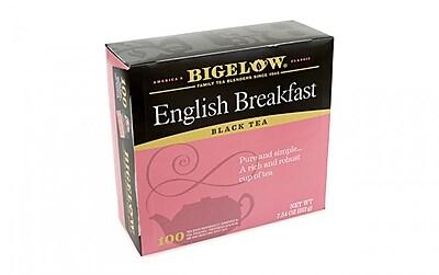 Bigelow® Premium Organic Green Tea Bags, 168 Tea Bags/Box (220-00563)