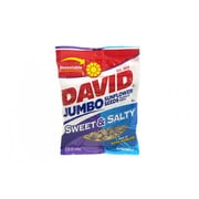 David Jumbo Seeds Sweet and Salty, 5.25 oz, 12 Count