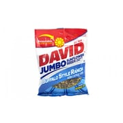 David Jumbo Seeds Buffalo Style Ranch, 5.25 oz, 12 Count