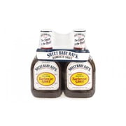 Sweet Baby Ray's Barbecue Sauce, 40 oz, 2 Pack (220-00586)