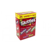 Skittles Variety Box 34 Count