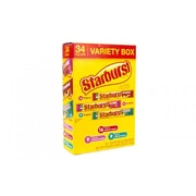 Starburst Variety Box, 2.07 oz, 34 Count