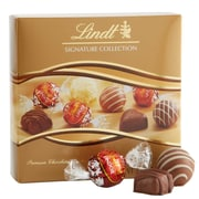 Lindt Signature Collection Boxed Chocolate Sampler, 3.8 oz/Each (X001715)
