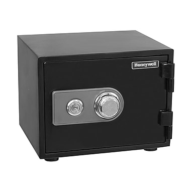 Honeywell 0.52 cu.ft Combination Lock Water Resistant Fire Safe