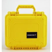 Condition 1 Airtight/Watertight Yellow Hard Plastic Protective Case (101184)