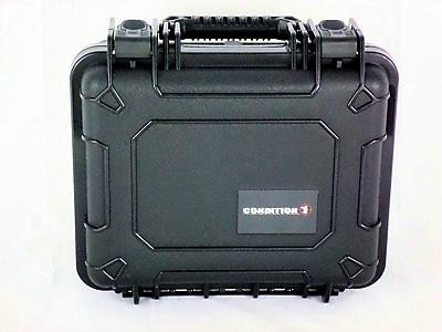 Condition 1 Airtight/Watertight Black Hard Plastic Protective Case (101184)