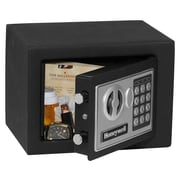 Honeywell 0.19 cu.ft. Digital Lock Security Safe (5005), Black
