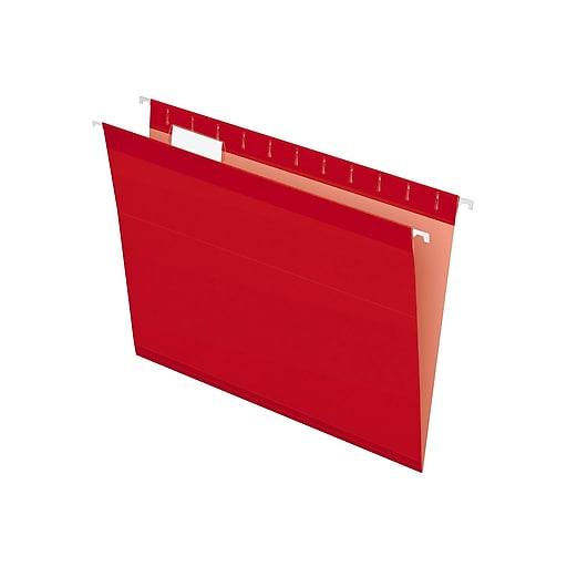 Pendaflex 174 Reinforced Hanging File Folders 5 Tab
