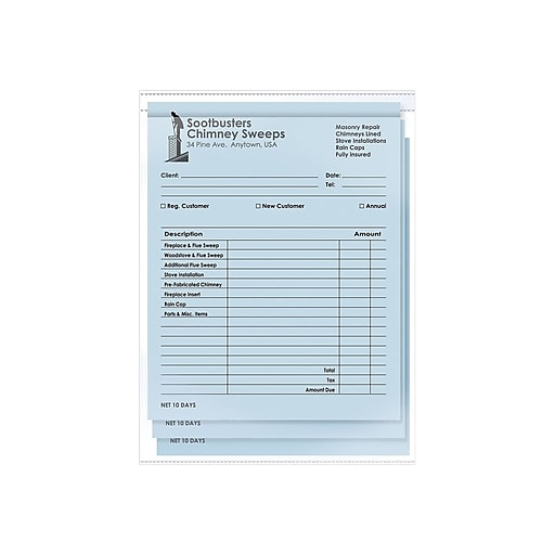 Box of 25 Car Dealer Repair Order or Work Ticket Holder