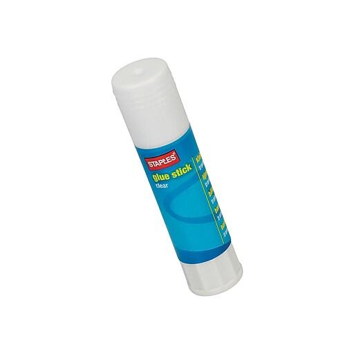 Staples Permanent Glue Sticks,  28 oz , 4/Pack (10445)
