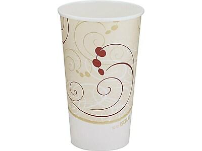 Solo Symphony Hot Cups, 16 oz., Multicolor, 1000/Carton (316SM-J8000)
