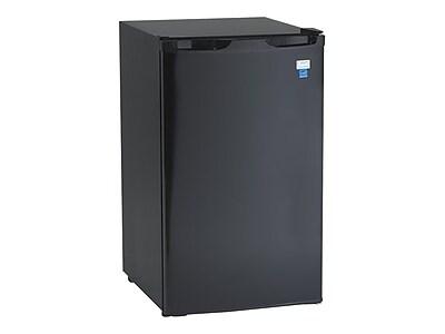 Avanti 4.4 Cu. Ft. Refrigerator, Black (RM4416B)