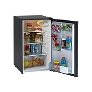 Avanti 4.4 Cu. Ft. Refrigerator, Black (AR4446B)