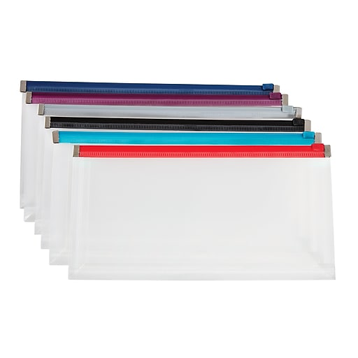 20827060c5d6 Staples Poly File Pocket, 1