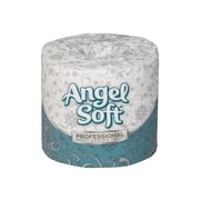 Angel Soft Professional Series 2-Ply Standard Toilet Paper, White, 450 Sheets/Roll, 80 Rolls/Carton (16880)