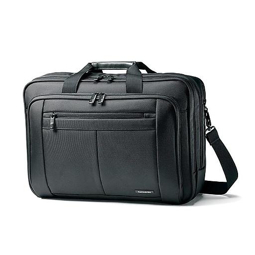 9127d54a533 Samsonite Black Ballistic Fabric Classic Notebook Carrying Case 17