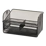 Safco Onyx Storage Drawer, Black Mesh (2160BL)