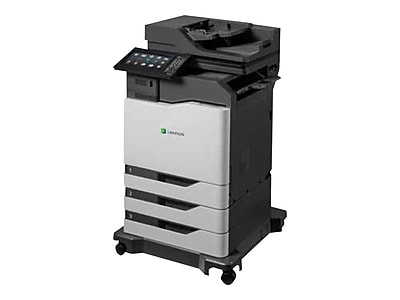 Lexmark CX825dte 42KT079 USB & Network Ready Color Laser All-In-One Printer