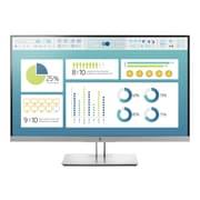 "HP EliteDisplay E273 27"" LED Monitor, Black/Silver"