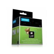"DYMO LabelWriter Shipping 30256 Label Printer Labels, 2-5/16""W, Black On White, 300/Box"