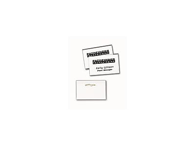Avery ID Badge Holders, Clear, 24/Pack (74652)
