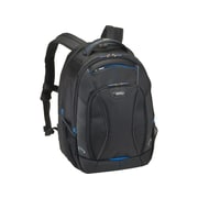 Solo Ascend Backpack, Solid, Black/Blue (TCC703)