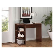"Easy2Go Student 40"" Casual Desk, Dark Wood (WE-OF-0146-CC)"
